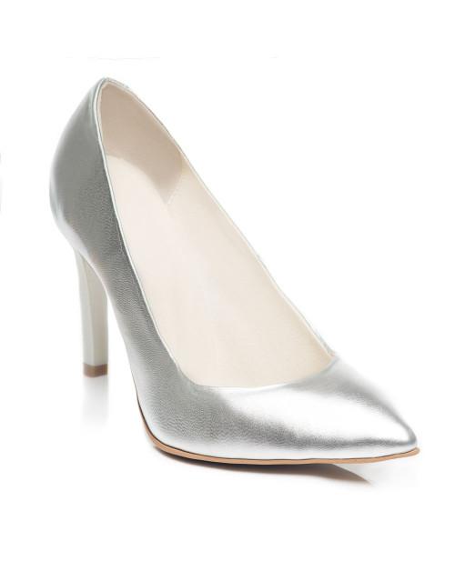 Pantofi piele Stiletto Alisa C4-sau Orice Culoare