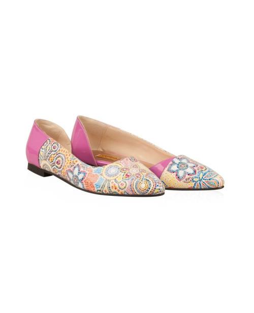 Balerini dama ART roz N60 - sau Orice Culoare