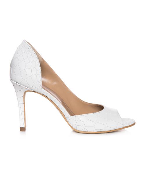 Pantofi dama White Dream L101 - sau Orice Culoare