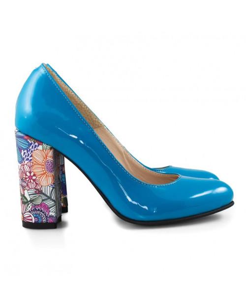 Pantofi dama Blue Galaxy D120 - sau Orice Culoare