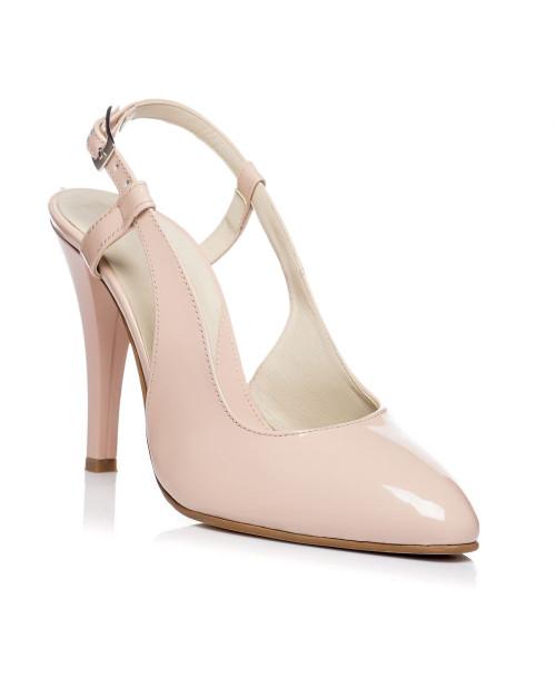 Pantofi dama Giuly nude V1-sau Orice Culoare