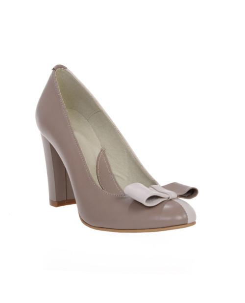 Pantofi dama Combi, maron-sau Orice Culoare