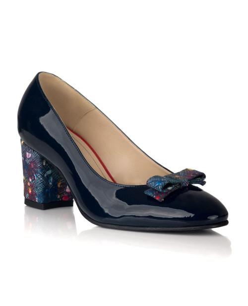 Pantofi piele Elegant Step V55 - sau Orice Culoare