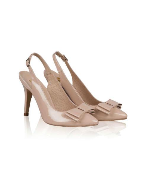 Pantofi dama nude cu funda N2-sau Orice Culoare