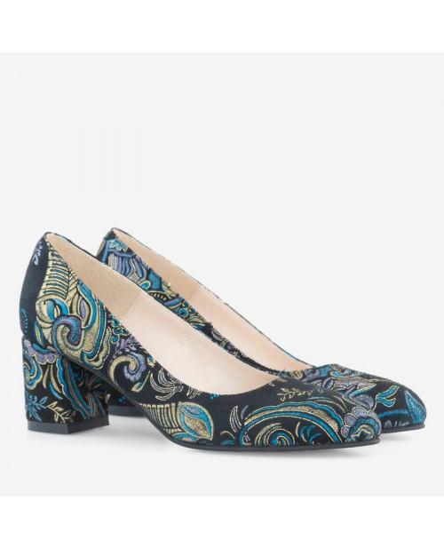 Pantofi piele Omidee D55
