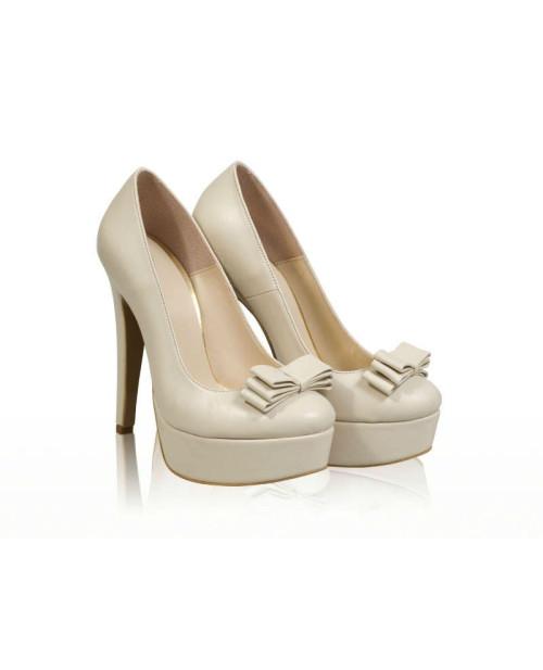 Pantofi piele Tyarra N77 - sau Orice Culoare