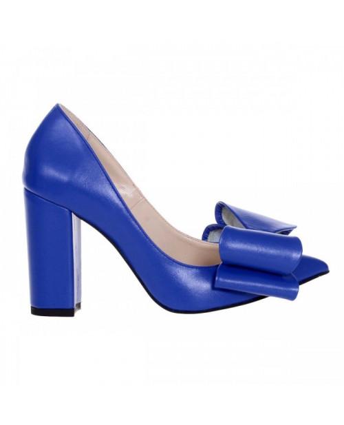 Pantofi albastri Maribel S15 - sau Orice Culoare
