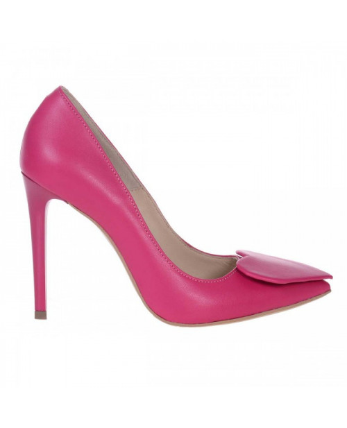 Pantofi Stiletto fuchsia Lady S77 - sau Orice Culoare