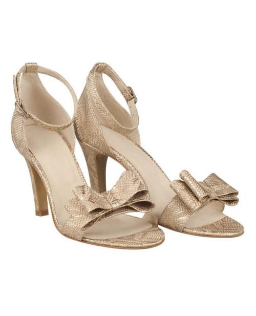 Sandale aurii piele naturala Michone N7 - sau orice culoare