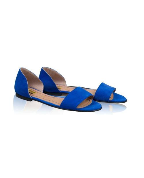 Sandale dama Model Albastru Electric-sau Orice Culoare