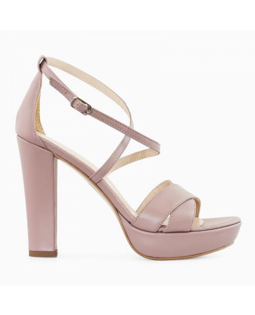 Sandale dama Olivy grej D11 - sau orice culoare