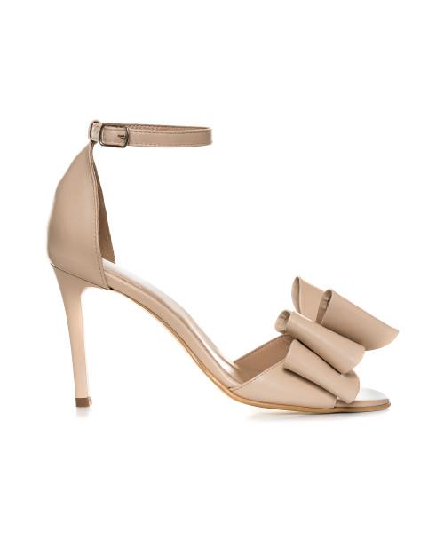 Sandale nude Lilia L97 - sau Orice Culoare