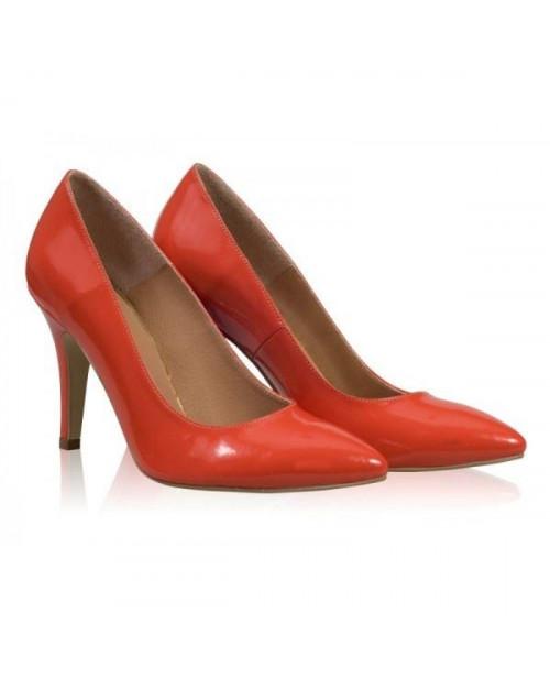 Pantofi dama Model AF Stiletto, corai-sau Orice Culoare