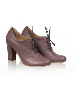 Ghete dama Model AF N Violet-sau Orice Culoare