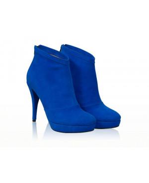 Ghete dama Model AF Albastru Electric-sau Orice Culoare