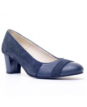 Pantofi dama Office Isabel, bleumarin V2-sau Orice Culoare