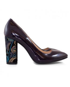 Pantofi dama Stiletto Estela D55 - sau Orice Culoare