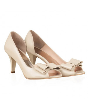Pantofi mireasa Lola N51 - sau Orice Culoare
