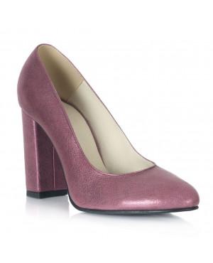 Pantofi piele naturala Rosana V27 - sau Orice Culoare