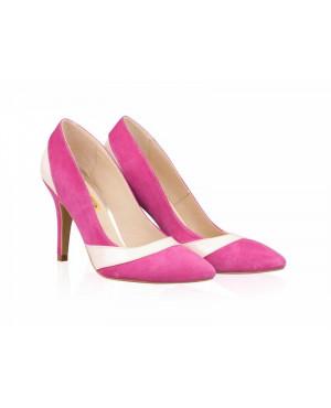 Pantofi piele Eva N200 - sau Orice Culoare
