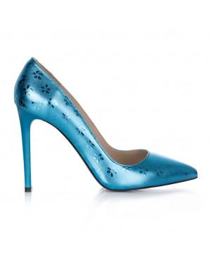 Pantofi piele Stilettos Fabulous Star S28 - sau Orice Culoare
