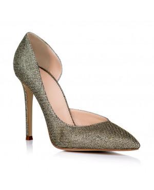 Pantofi Stilettos VIP L100 - sau Orice Culoare