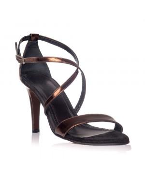 Sandale piele naturala Rosa aramii S5 - sau orice culoare