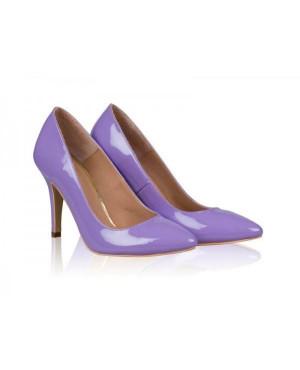 Pantofi dama Model AF Stiletto, lila-sau Orice Culoare