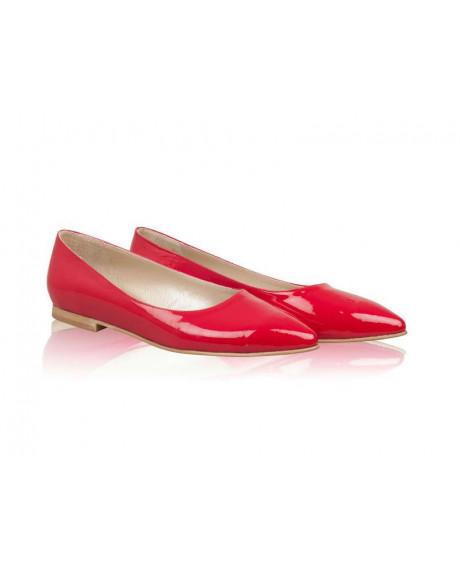 Balerini Red Beauty varf ascutit N100-sau Orice Culoare