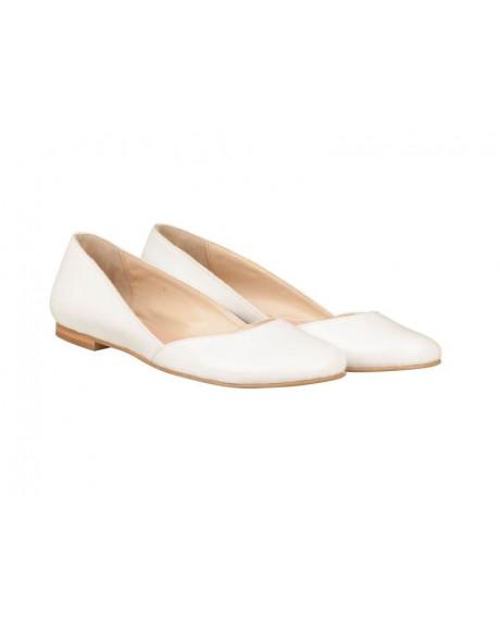 Balerini piele Isabella N15 - sau Orice Culoare