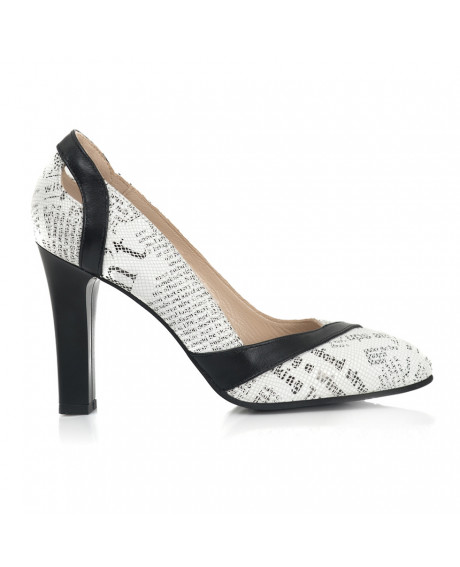 Pantofi piele naturala Eden S51 - sau Orice Culoare