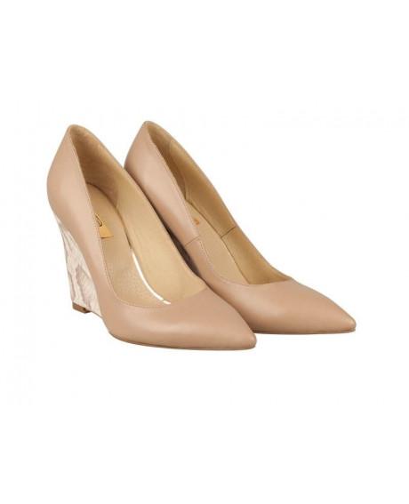Pantofi cu talpa ortopedica Celia N5 - sau Orice Culoare