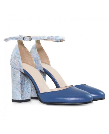 Pantofi cu imprimeu Yasmine D07 - sau Orice Culoare