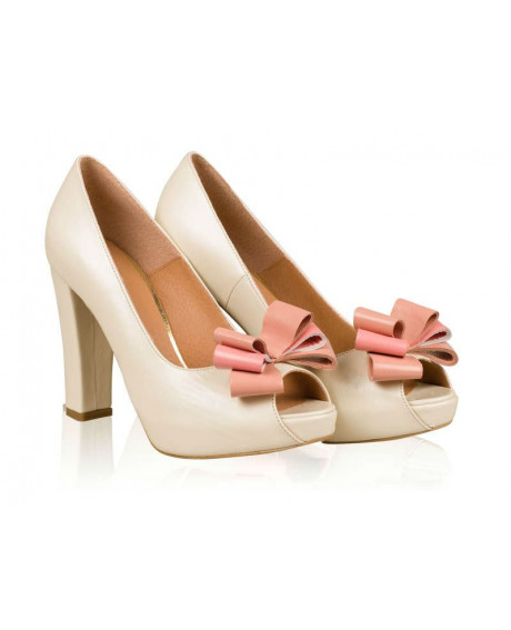 Pantofi mireasa Helena N5-sau Orice Culoare