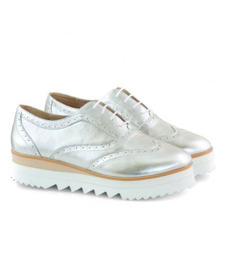 Pantofi piele Oxford Star D9 - sau Orice Culoare