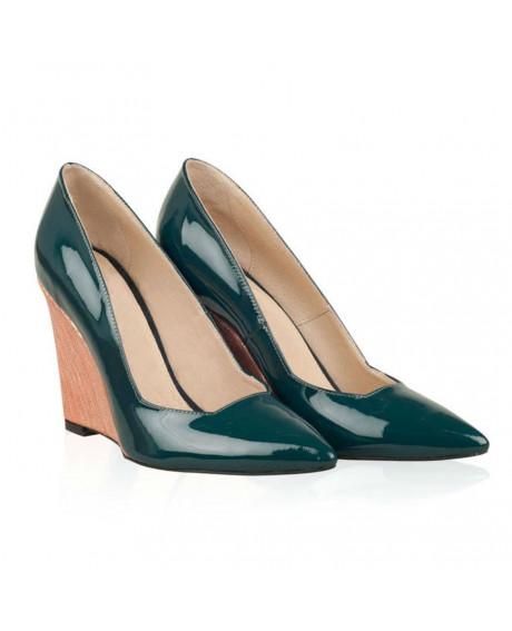 Pantofi cu talpa ortopedica Green Heart N1-sau Orice Culoare