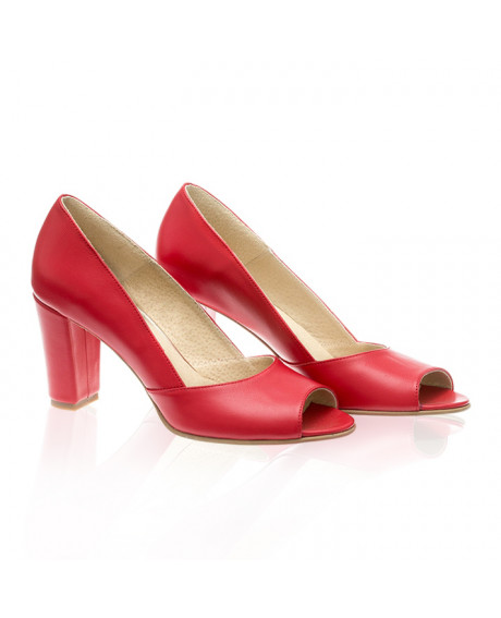 Pantofi dama Red Ribbon N33 - sau Orice Culoare
