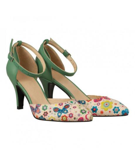 Pantofi dama Ruby N80 - sau Orice Culoare