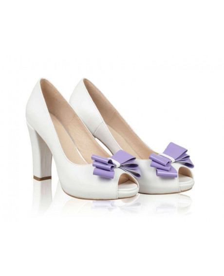 Pantofi mireasa Daphne N4-sau Orice Culoare