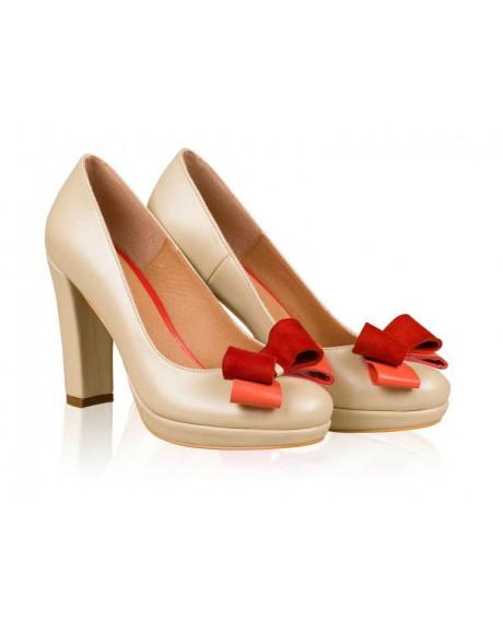 Pantofi mireasa Juliette N6-sau Orice Culoare