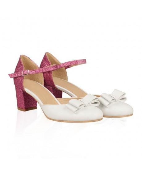 Pantofi mireasa Rita N9