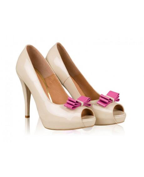 Pantofi mireasa - AF1 Pink -sau Orice Culoare