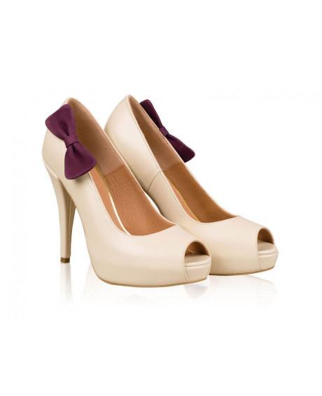 Pantofi mireasa - AF1 Mov-sau Orice Culoare