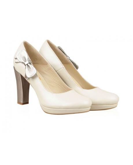 Pantofi piele Amira N80 - sau Orice Culoare