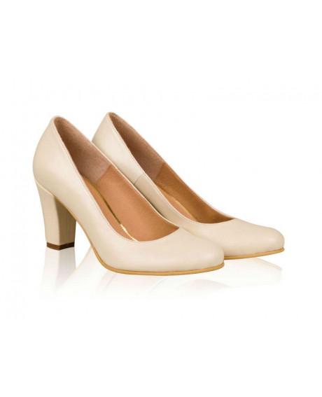 Pantofi piele Aroma N100 - sau Orice Culoare