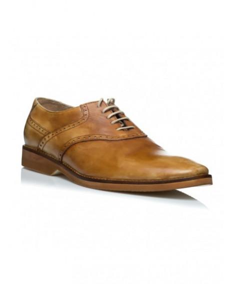 Pantofi din piele naturala barbati C011 - marimea 42