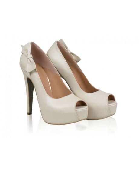 Pantofi piele Beth N75