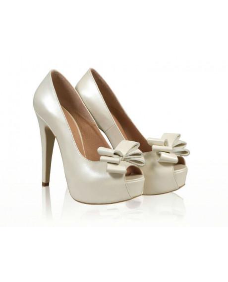 Pantofi piele June N50 - sau Orice Culoare