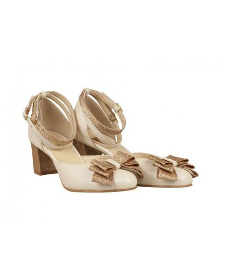 Pantofi piele Narcisa N70 - sau Orice Culoare