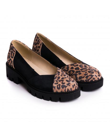 Pantofi piele naturala Crimeea V51